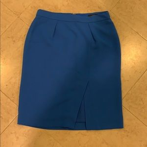 J. crew pencil skirt. Size 4